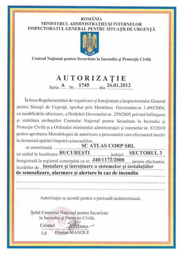 autorizatie-a1745